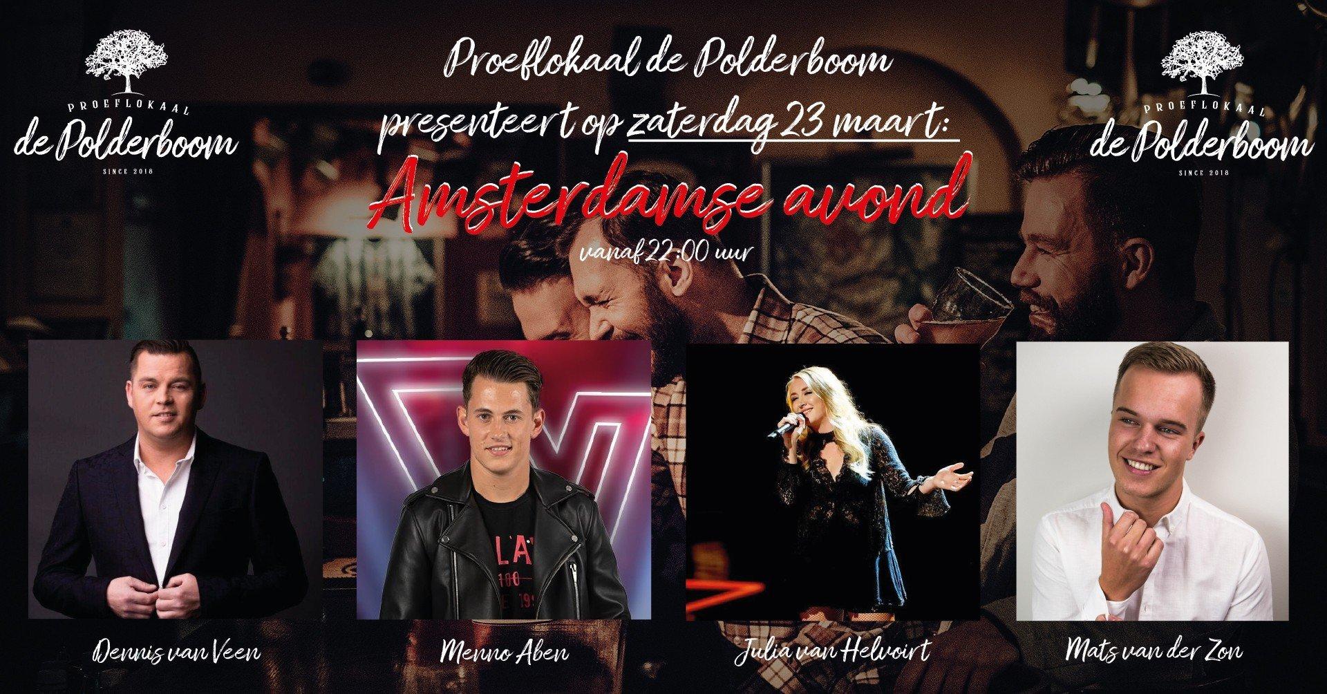 23-03-2019 Amsterdamse Avond
